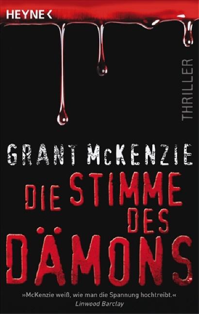 Die Stimme des Dämons - Grant McKenzie