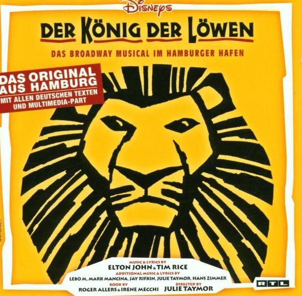 Various - Der König der Löwen (Dt.Vers.)