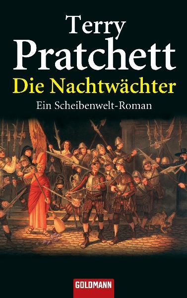 Die Nachtwächter - Ein Scheibenwelt-Roman - Terry Pratchett