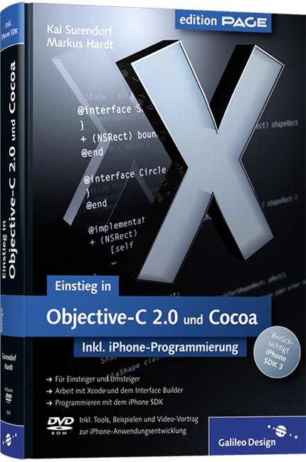 Einstieg in Objective-C und Cocoa: inkl. iPhone...