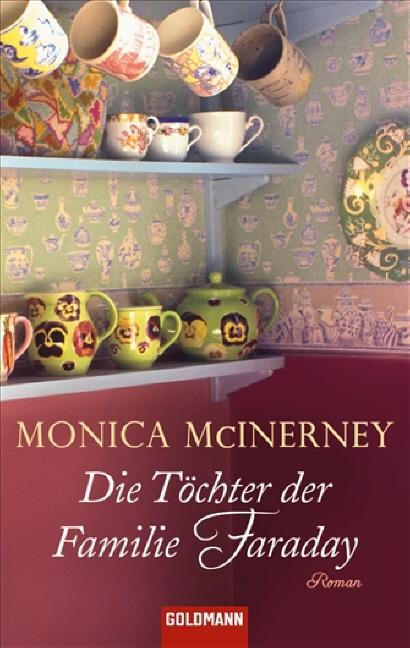 Die Töchter der Familie Faraday - Monica McInerney
