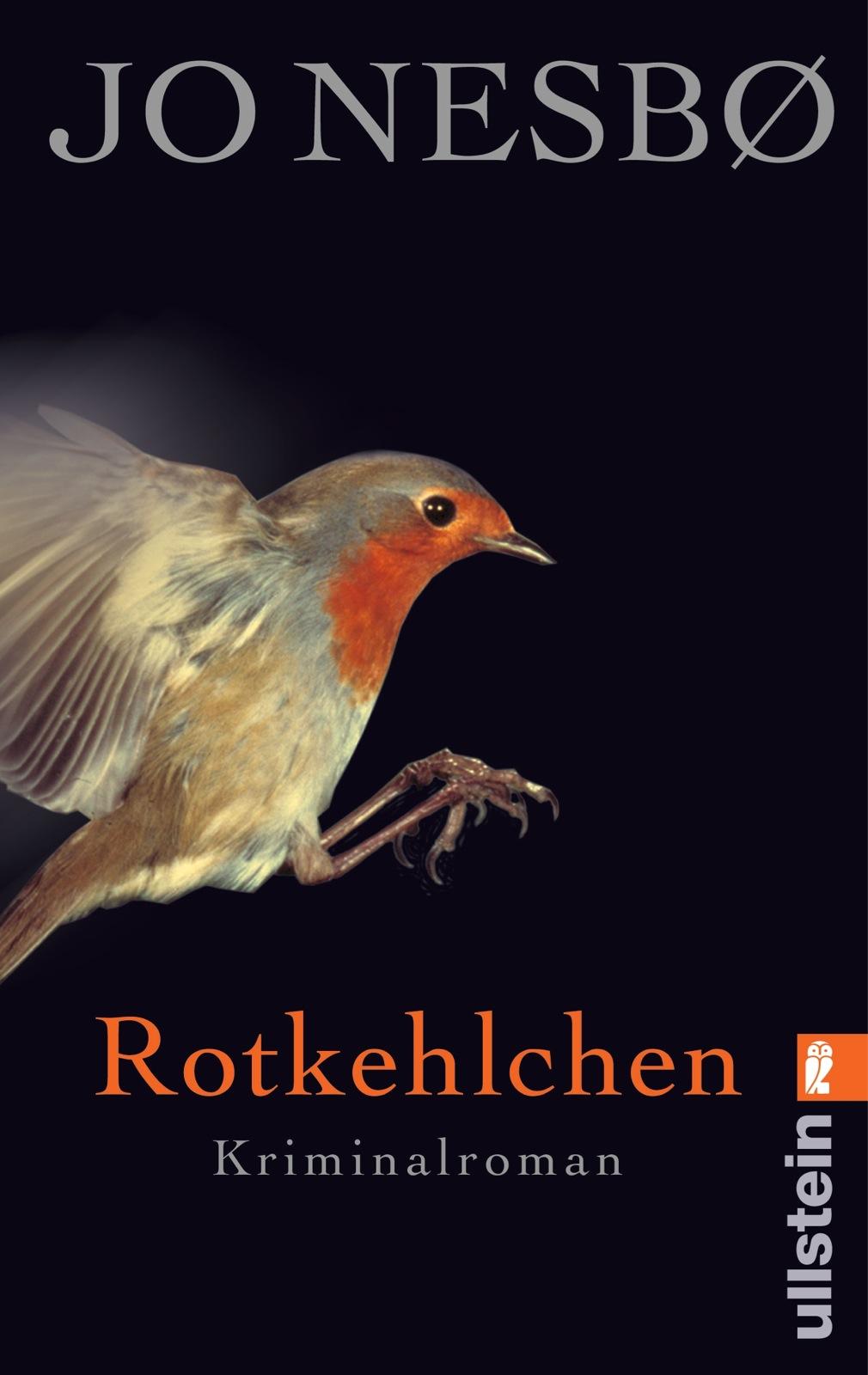 Rotkehlchen - Jo Nesbø