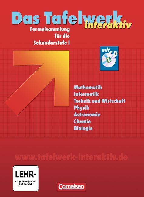 Das Tafelwerk interaktiv - Westliche Bundesländ...