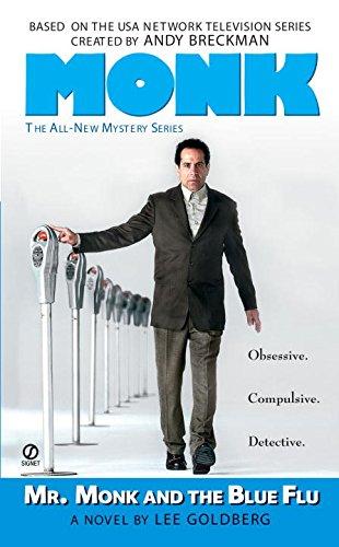 Mr. Monk and The Blue Flu - Lee Goldberg