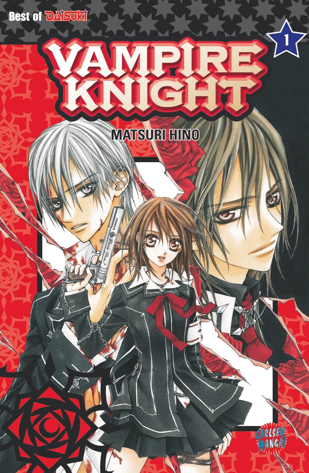 Vampire Knight 01: Best of DAISUKI: BD 1 - Matsuri Hino