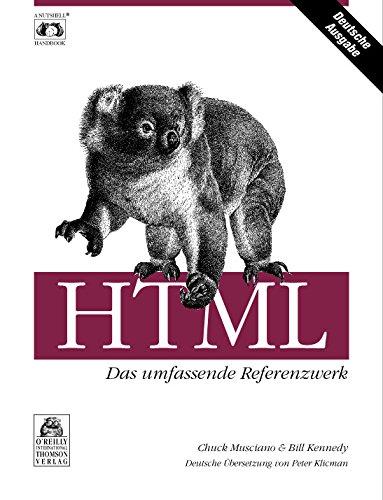 HTML. Das umfassende Referenzwerk - Chuck Musciano