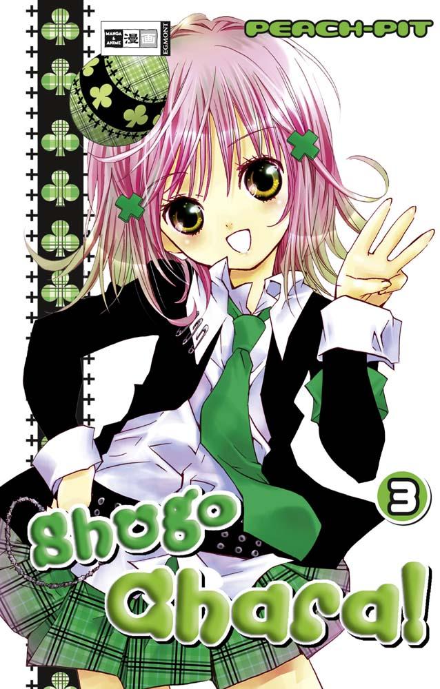 Shugo Chara! 03 - Peach-Pit