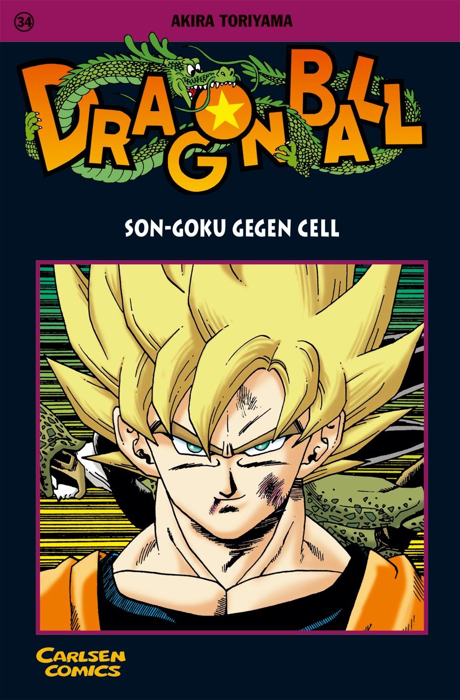Dragon Ball Bd. 34 - Akira Toriyama
