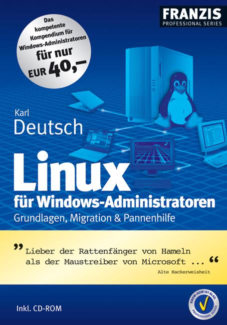 Linux für Windows-Administratoren. Grundlagen, ...