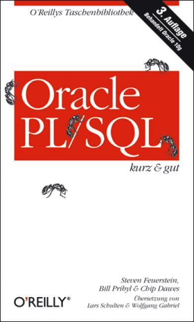 Oracle PL/SQL- kurz & gut. - Steven Feuerstein