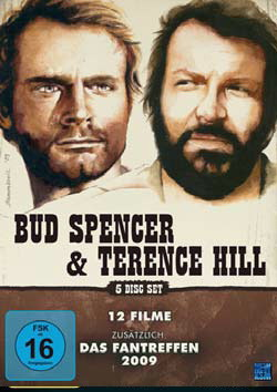 Bud Spencer & Terence Hill (5 DVDs)