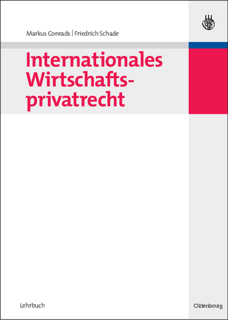 Internationales Wirtschaftsprivatrecht - Markus...