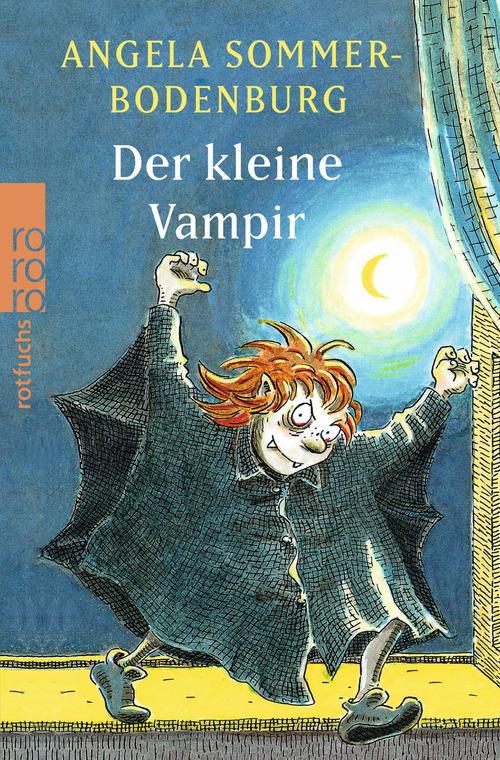 Der kleine Vampir - Angela Sommer-Bodenburg
