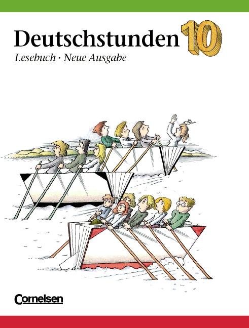Deutschstunden, Lesebuch, Ausgabe Berlin und ne...