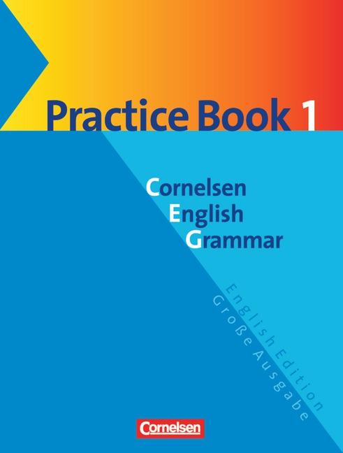 Cornelsen English Grammar - Große Ausgabe/Engli...