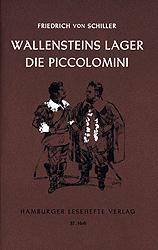 Hamburger Lesehefte, Nr.37, Wallenstein - Friedrich von Schiller