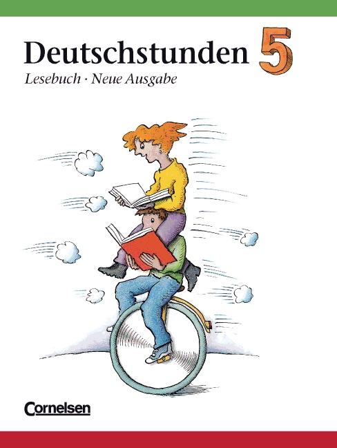 Deutschstunden Lesebuch. Östliche Bundesländer ...