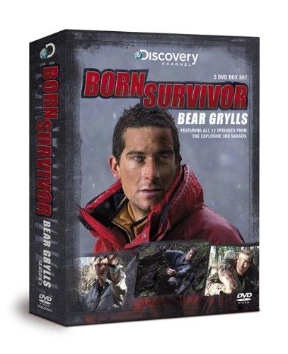 Bear Grylls - Born Survivor - Series 3 - Complete [UK Import]