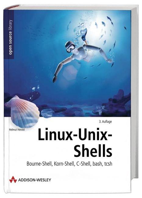 Linux-Unix-Shells . Bourne-Shell, Korn-Shell, C...