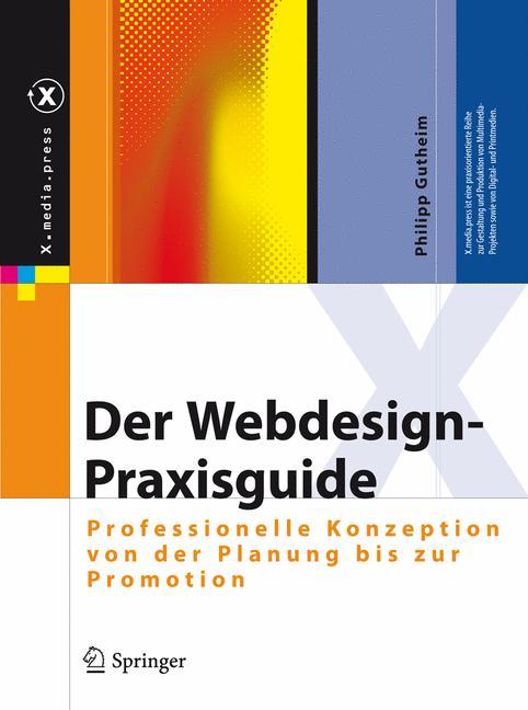 Der Webdesign-Praxisguide: Professionelle Konze...