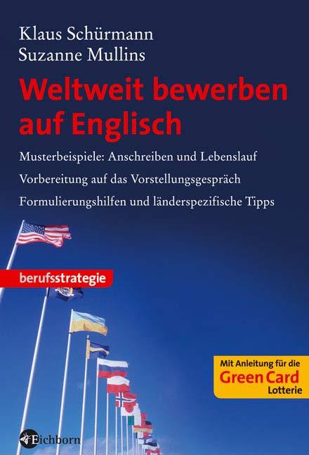 Weltweit bewerben auf Englisch: Musterbeispiele...