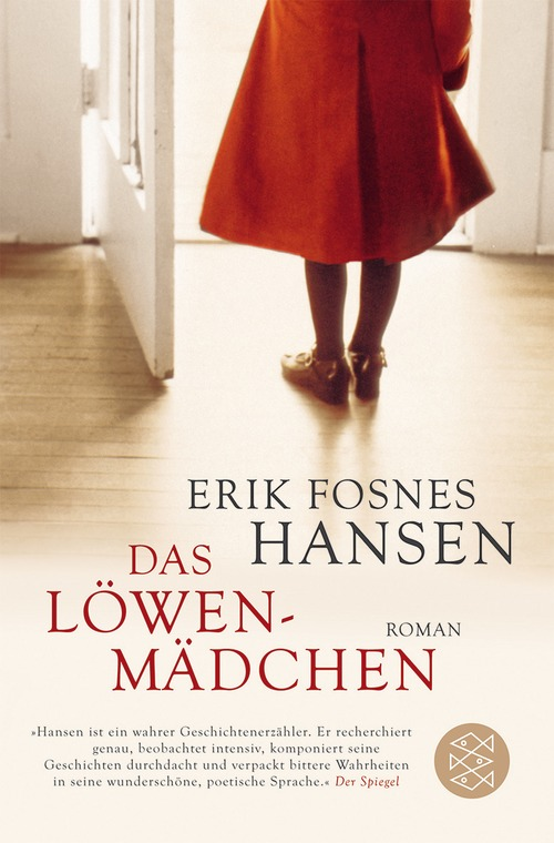 Das Löwenmädchen - Erik Fosnes Hansen