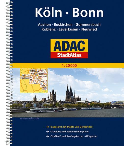 ADAC Stadtatlanten, Großraum Städte- und Gemein...