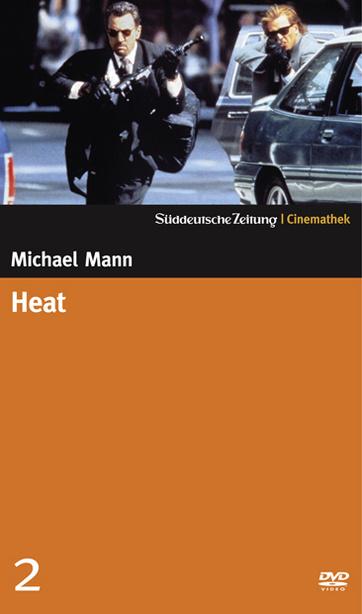 Sueddeutsche Zeitung Cinemathek 2: Michael Mann - Heat