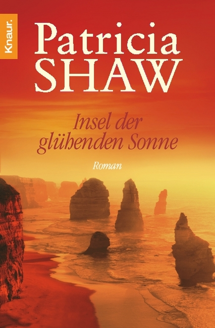 Insel der glühenden Sonne - Patricia Shaw