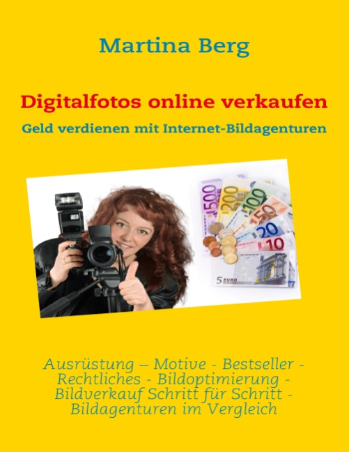 Digitalfotos online verkaufen: Geld verdienen m...