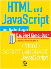 HTML und JavaScript zum Nachschlagen