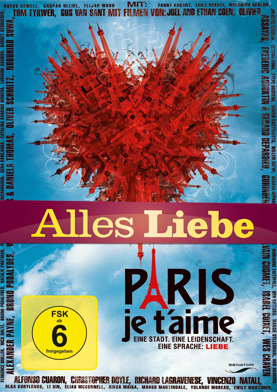Paris, je t´aime [Alles Liebe Edition]