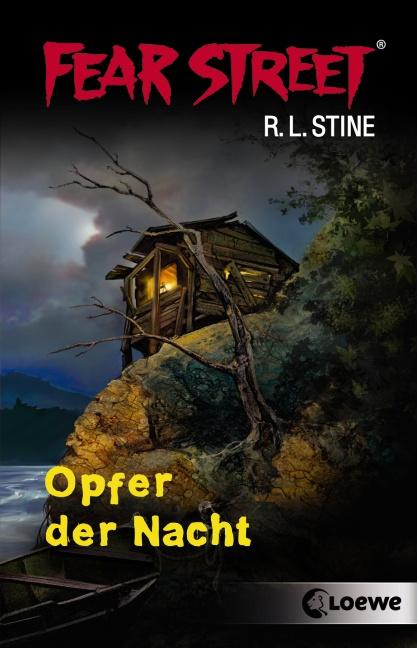 Fear Street: Opfer der Nacht - R. L. Stine [2 Romane in einem Band]