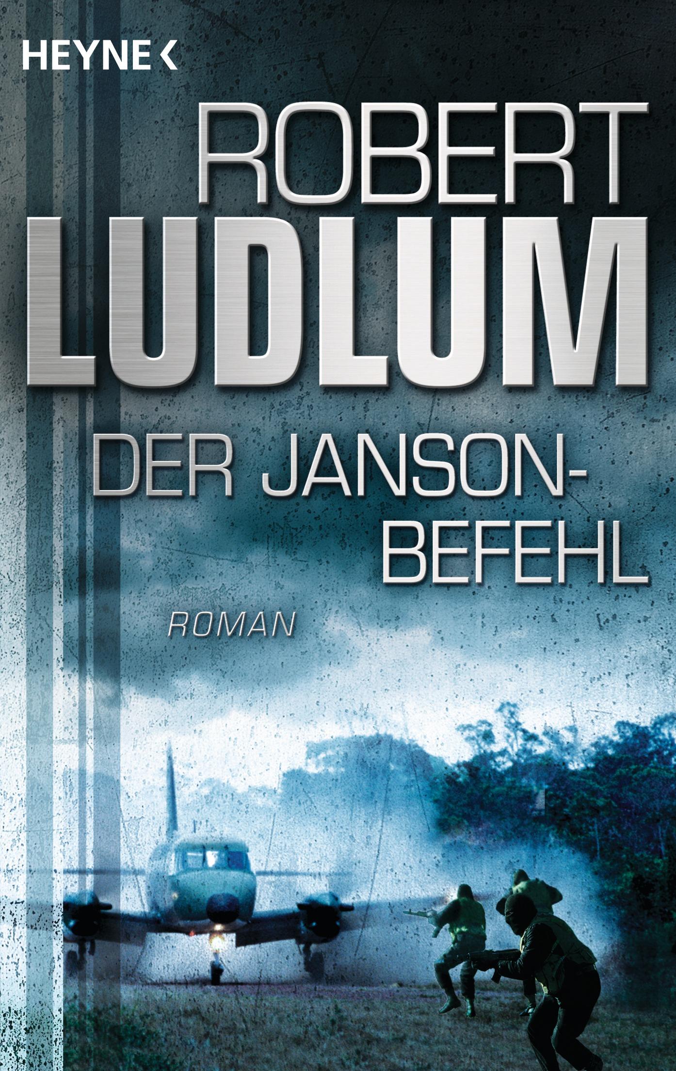 Der Janson Befehl - Robert Ludlum [Taschenbuch]
