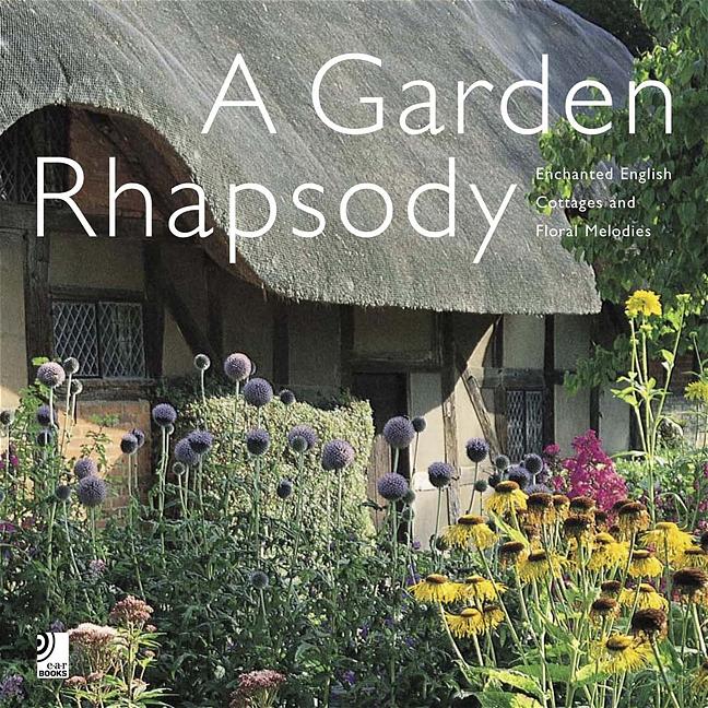 Various - A Garden Rhapsody, Fotobildband inkl....