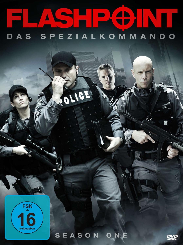 Flashpoint - Das Spezialkommando - Staffel 1