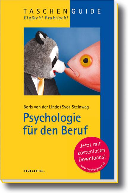 Psychologie für den Beruf - Boris von der Linde