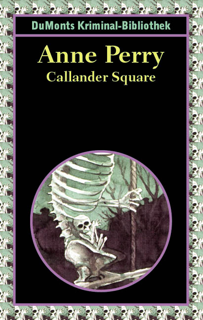 Callander Square. - Anne Perry