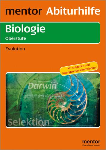Biologie. Oberstufe. Evolution - Reiner Kleinert