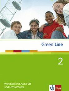 Green Line 2 - Ausgabe Gymnasium : Workbook mit Audio-CD und CD-ROM ab Windows 2000. 6. Klasse (Lernmaterialien): BD 2 -