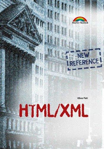 HTML/XML - New Reference - SE . - Oliver Pott