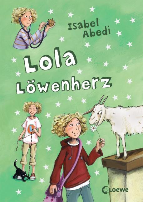 Lola Löwenherz - Isabel Abedi
