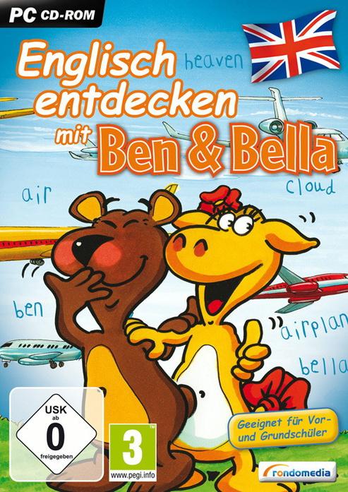 Englisch Entdecken mit Ben & Bella