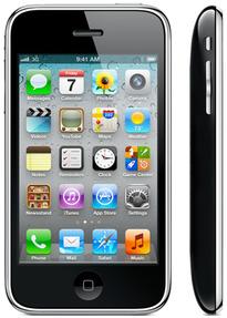 Apple iPhone 3GS 16GB schwarz