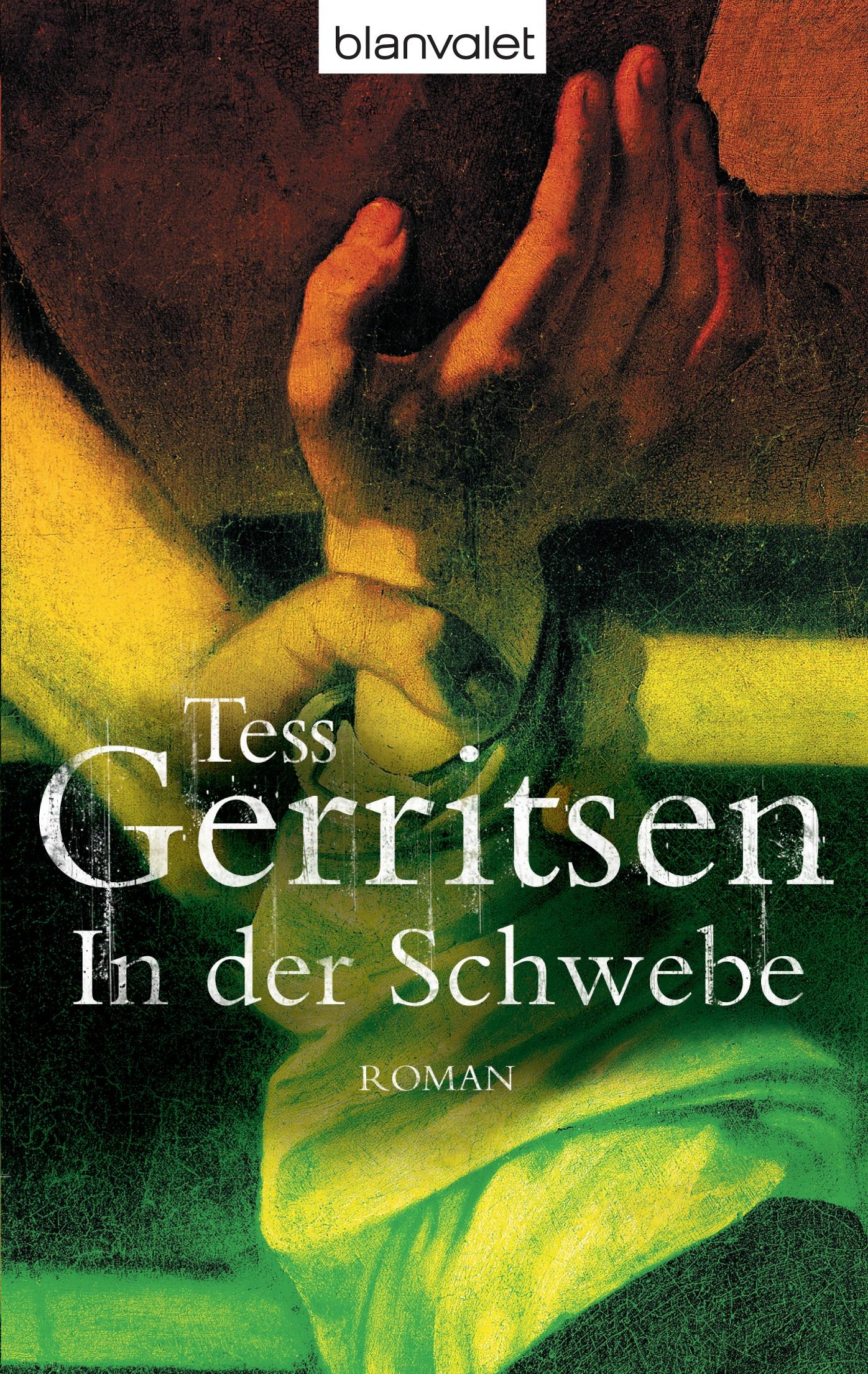 In der Schwebe - Tess Gerritsen [8. Auflage 2007]