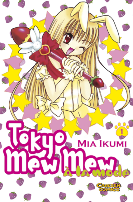 Tokyo Mew Mew - A la mode 01: BD 1 - Mia Ikumi