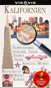Vis a Vis Reiseführer: Kalifornien - Nationalpa...