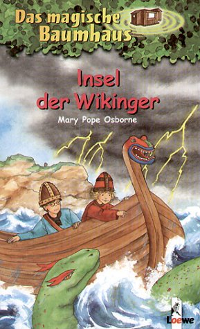 Das magische Baumhaus (Bd. 15): Insel der Wikinger - Mary Pope Osborne