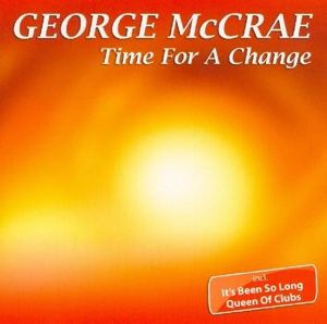 George Mccrae - Time For A Change