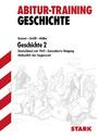 Abitur-Training: Geschichte, Band 2 - Deutschland seit 1945, europäische Einigung, Weltpolitik der Gegenwart - Elmar Bürger [Broschiert, Auflage 2009]